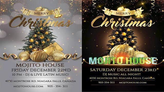 Christmas Party, Niagara Falls