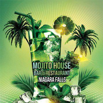Mojito House Bar Niagara Falls, Latin Food, Cuban food, Latin Dance Niagara Falls