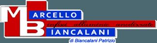 BIANCALANI MARCELLO di Biancalani Patrizio - LOGO