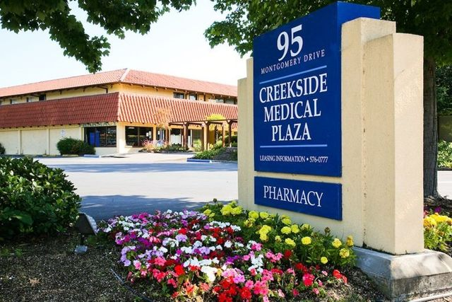 Creekside Medical Plaza 95 Montgomery Dr.,  Suite 204