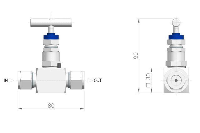 Industrial compression valves | Venice | I T E