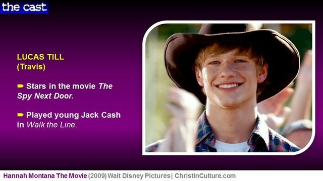 Hannah Montana The Movie 2009 Graphic Review
