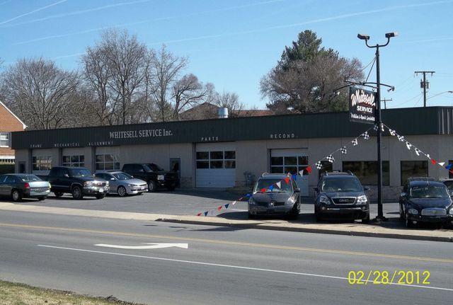 auto collision repairs in Waynesboro, VA