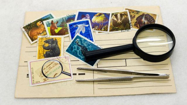 Sell Your Stamps | Christchurch, NZ | The Stamp Exchange