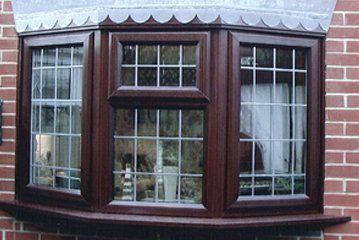 Installation of uPVC windows