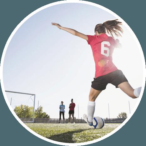 professional football training