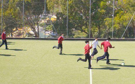 Football special training
