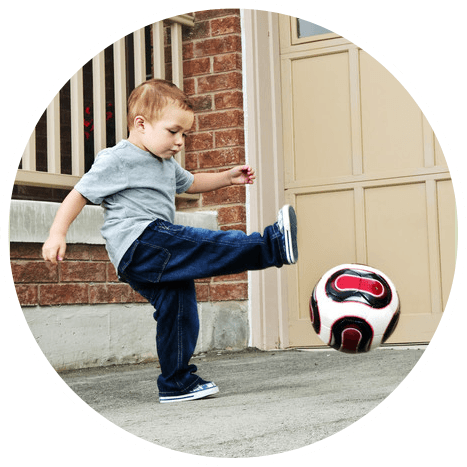 toddler football coaching centre