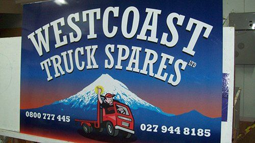 west coast truck spares
