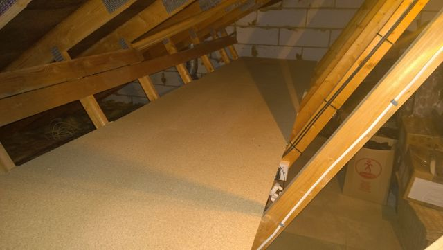 Genial So Weu0027ve Already Boarded The Middle Bit Of Your Loft But You Need Some More  Space, Well In A Modern Loft The Space At The Sides Is Often Awkward To Get  To ...