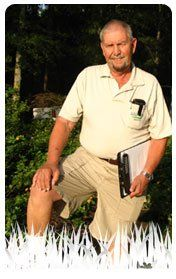 Phil Spiegeland, landscape irrigation professional in Enterprise, AL