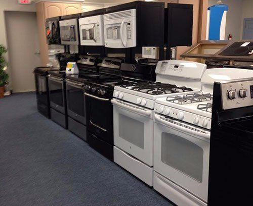 Appliance Sales Rocky Mount, NC