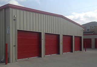 Storage Building & Storage Units Laredo, TX