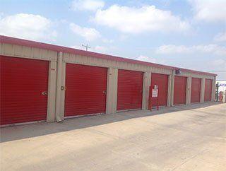 Storage Building Laredo, TX