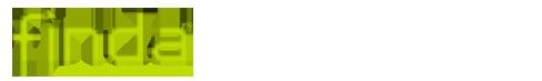 Find us on Finda logo