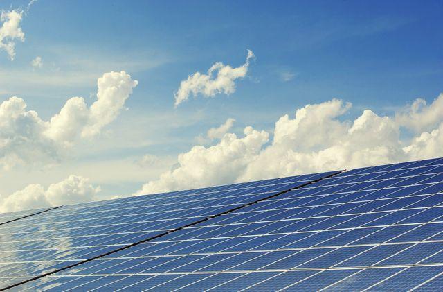 Solaranlagen, Solarpanel