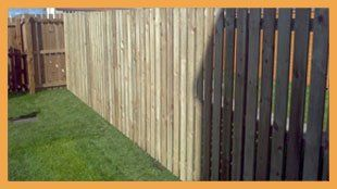 Garden fence - Fife - Kingdom Fencing - Fence