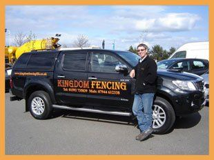 Kingdom Fencing
