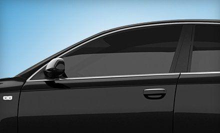 automotive window tinting - Automotive Glass
