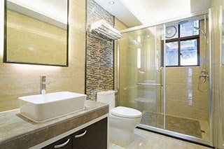 frameless shower doors wilmington nc
