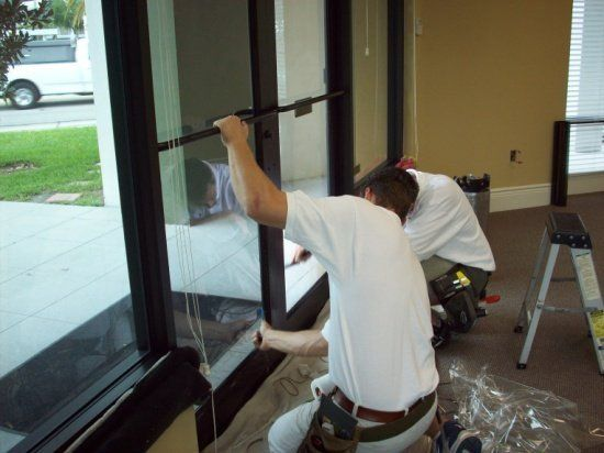 Commercial Glass Wilmington NC