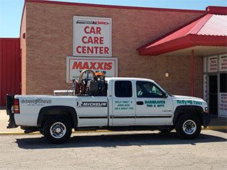 commercial tire services San Angelo, TX