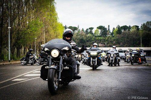 dei motociclisti