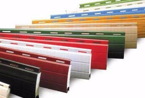 Campioni di colori per persiane