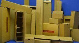 Casse di cartone di qualsiasi dimensione e misura