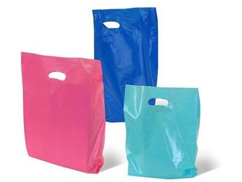 sacchetti con buco a fagiolo