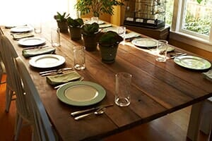 Dining Furniture | Long Dining Table | Wichita, KS