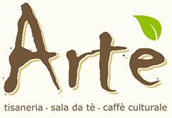 ARTÈ - SALA DA TÈ CAFFÈ CULTURALE - LOGO