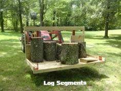 Carry log segments