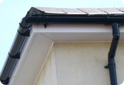 downpipes - Colchester, Essex - Academy Windows - Gutter