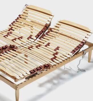 reti con doghe in legno