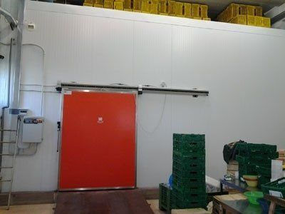 cella frigorifera per mercato