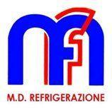 M.D. REFRIGERAZIONE  - ATTREZZATURE PER LA RISTORAZIONE-LOGO