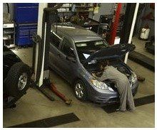 Car for best brake repair service in Statesboro, GA