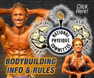 NPC Mr/Ms Buffalo Bodybuilding Info and Rules