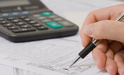 calculating financial transactions
