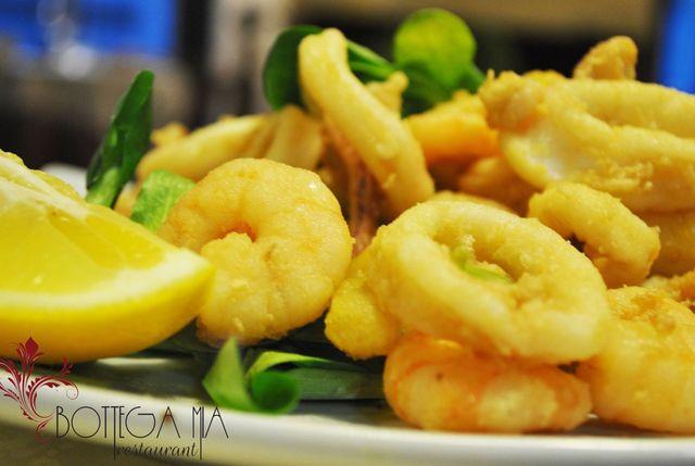 Fritti di pesce a Torino
