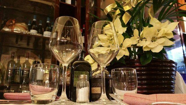Bicchieri da vino a Torino