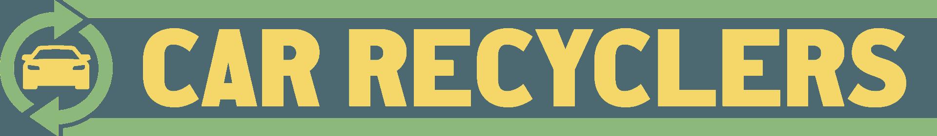 car recycles logo