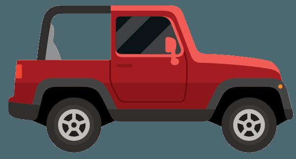 red car image