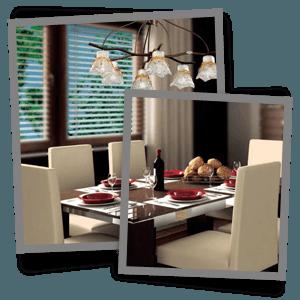 Office Lighting - Bristol - Parkway Lighting - Dining room