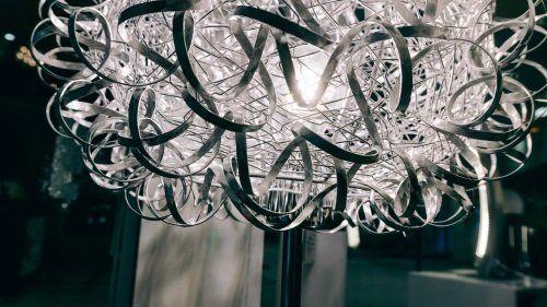 Lampada a led de design