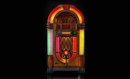Hiring a jukebox