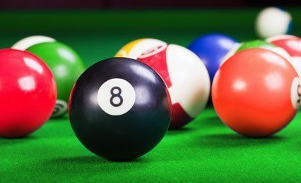 Number 8 ball