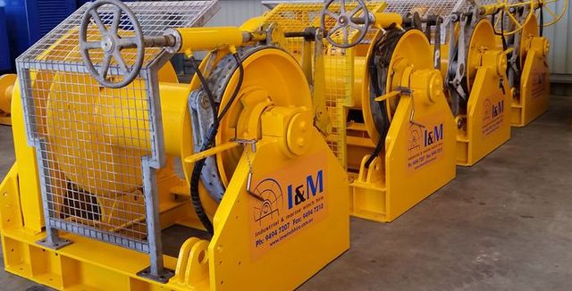 K and M Mooring Systems