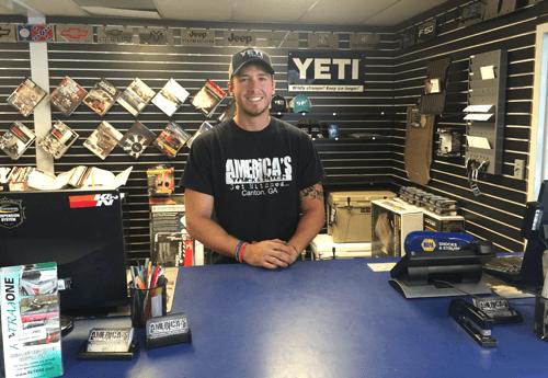 Tim Edmonds America's Truck & Hitch